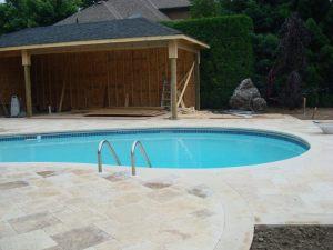 Construction - Complete Backyard Overhaul