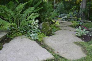 Construction : Shade Garden Creation