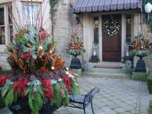 Seasonal Urns and Pots