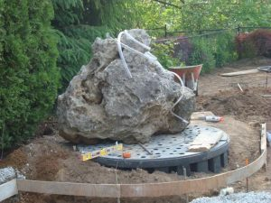 Self Contained Water Features