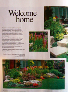 2012 Issue of Garden Inspiration Magazine